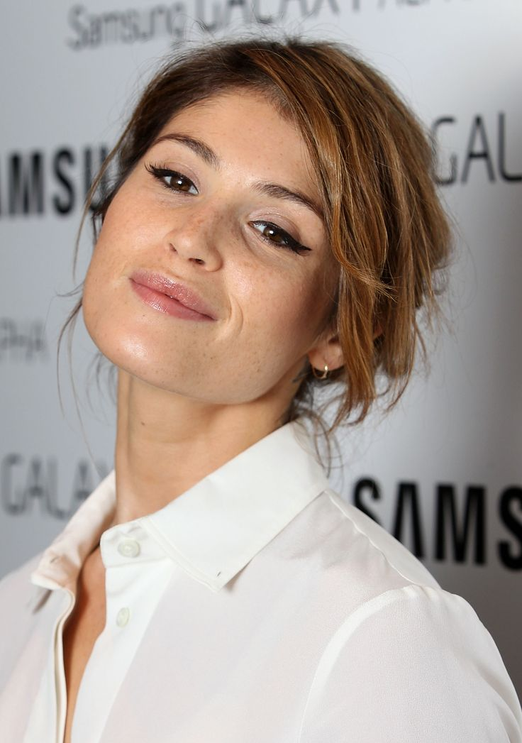 Gemma Arterton - Samsung Galaxy Alpha Launch Party