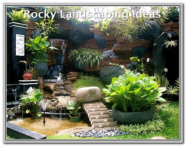Simple Way To Make The Most Of Your Landscape Small Tropical