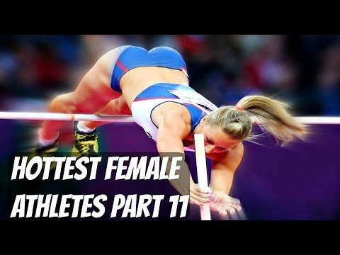 Beautiful and Sexy Women in Sports ● Hottest Female Athletes Part 11 - YouTube