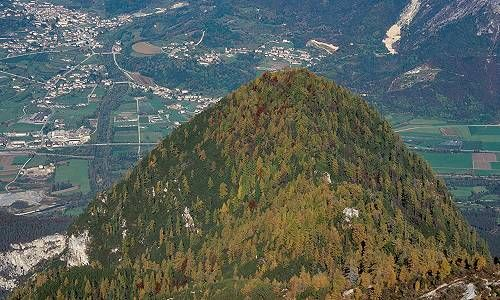 foto del monte Ortigara - altopiano di Asiago 7 Comuni