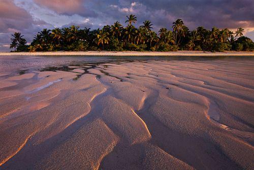 Maina Island, Aitutaki Lagoon, Cook Islands