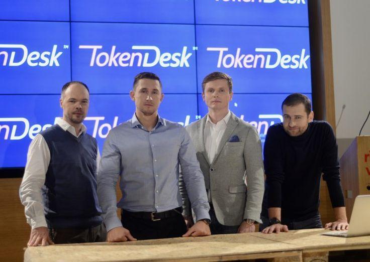 PR: Token Desk : The Biggest Ico Market Place in History