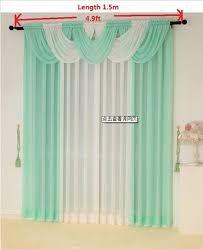 resultado de imagen para cortinas y cenefas para cocina