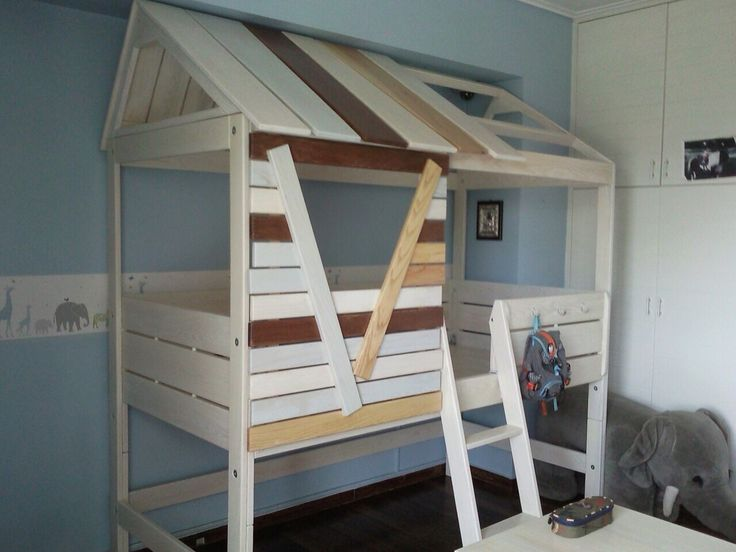 Really cute bed for toddlers by geo vel