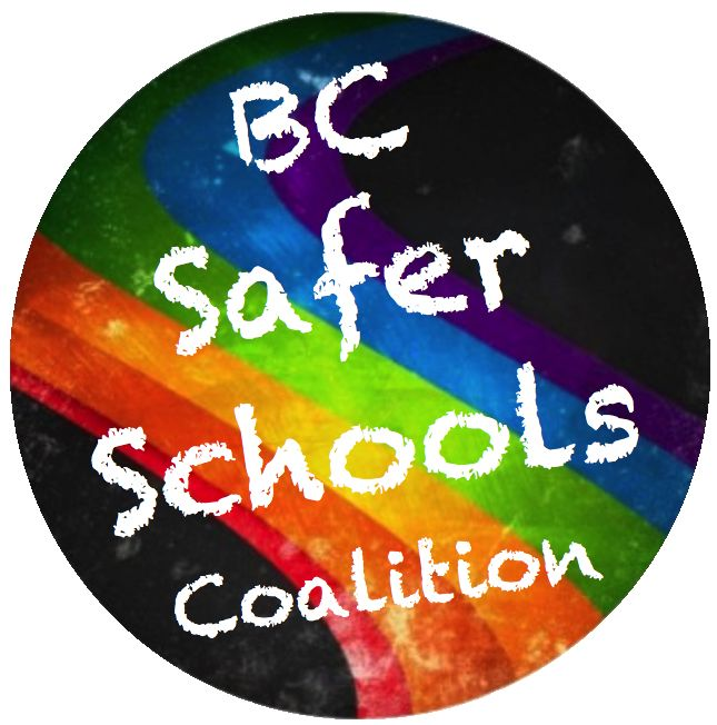 BC Safer Schools Coalition | for gender inclusivity