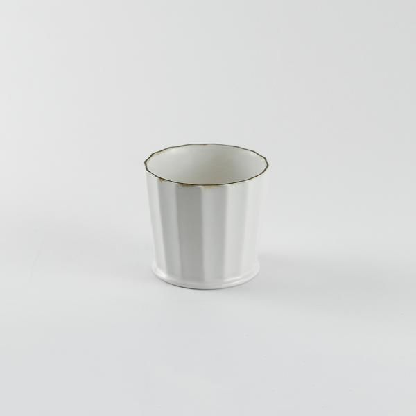 Jicon porcelain facet cup