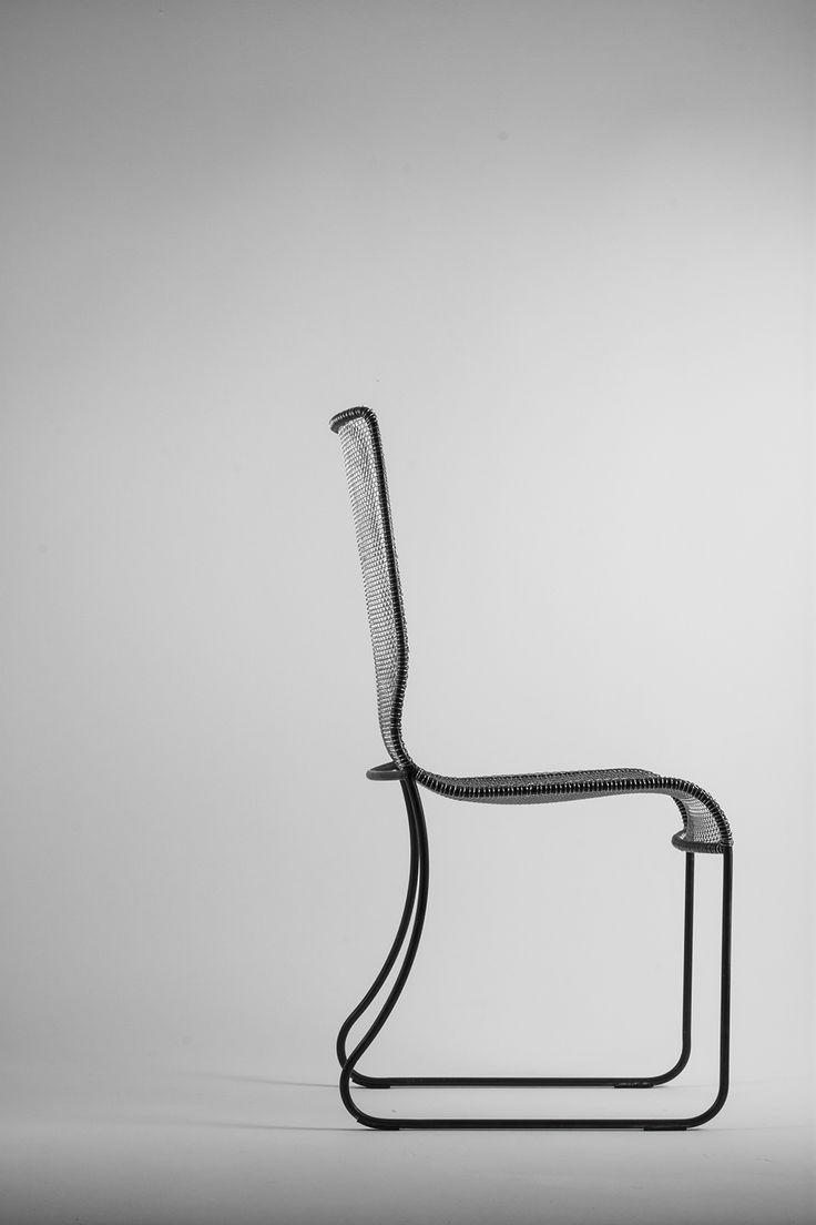 chaise mesh