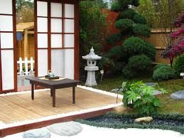 Image Result For Japanese Patio Ideas