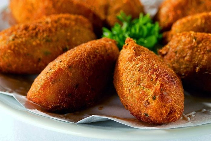 Pastéis de Bacalhau are one of the most popular and traditional foods in Portuguese cuisine.