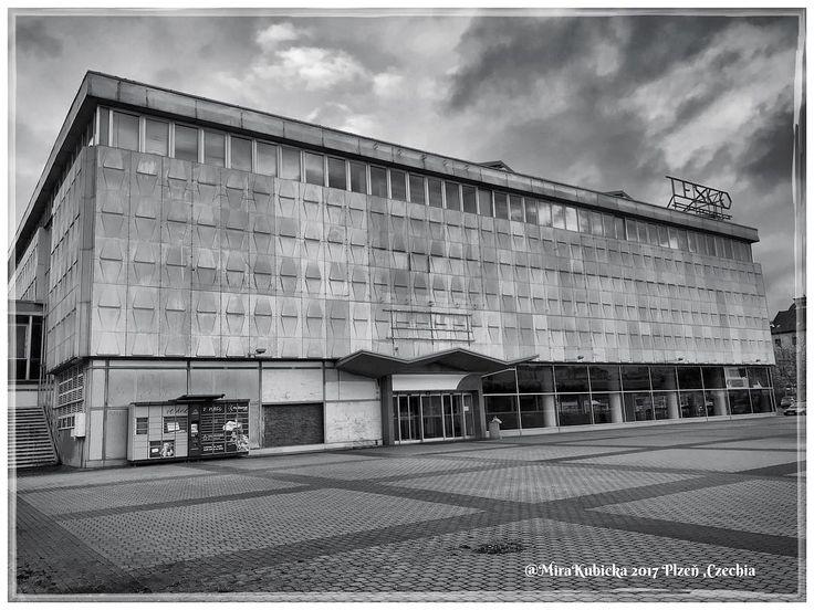 #plzen #pilsen #prior #tesco #demolice #demolition #history #heritage #architecture #cesko #czechia #visitCzechia #2017