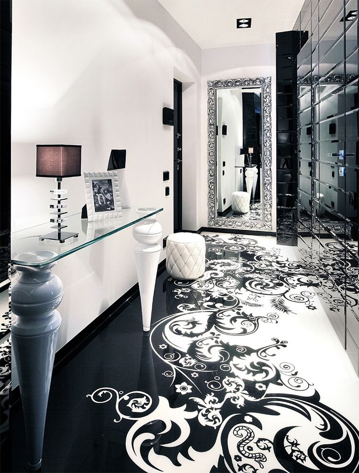 Begovaya Residence by Geometrix Design