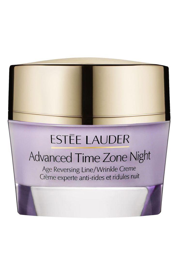 Estée Lauder Fortgeschrittene Zeitzone Night Age Reversing Line / Faltencreme, Größe 1 ….   – Products
