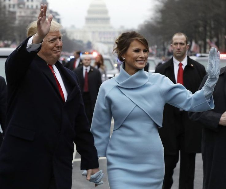 The Whitehouse.gov domain has officially been turned over to the Trump administration, and with it, the biographies of the new president, Donald Trump, and new first lady, Melania Trump, have appeared.