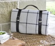 London Picnic Blanket - Waterproof Backing