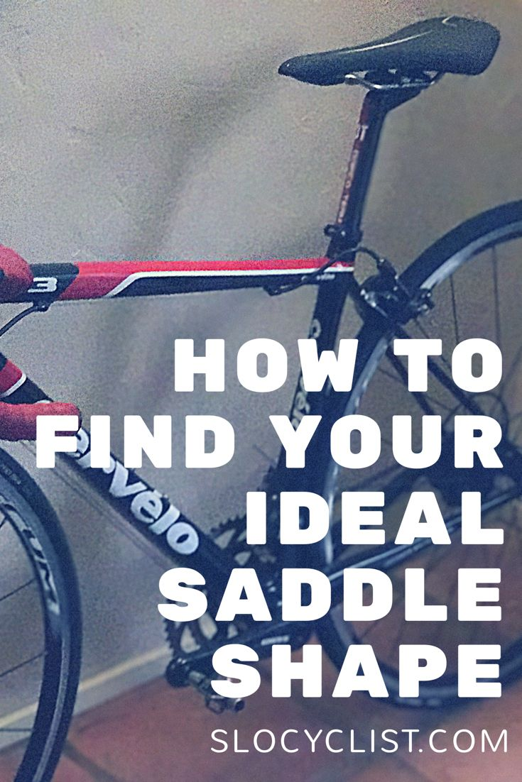 TIPS FOR FINDING THE MOST COMFORTABLE BIKE SADDLE SHAPE | CALCULATE YOUR SIT BONE MEASUREMENT