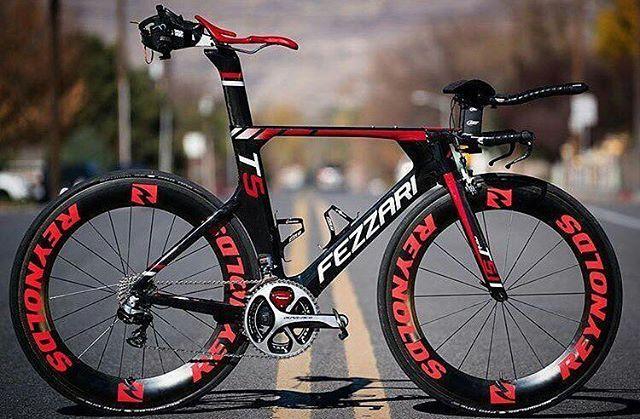 Fezzari T5 with Dura-Ace Di2, Reynolds wheels and a Pioneer powermeter... Pic @reynoldscycling  #cycling #bicycle #fitness #racing #roadbike #bikeporn #instabike #instacycling #bestbikekit #instalike #instagood #garmin #strava #sram #shimano #speed #tri #triathlete #triathlon #aero #velo #endurance #carbonfiber #timetrial #bike #fezzari #ironman  #reynoldswheels #pioneerpowermeter @ironcowboyjames' @ironmantri