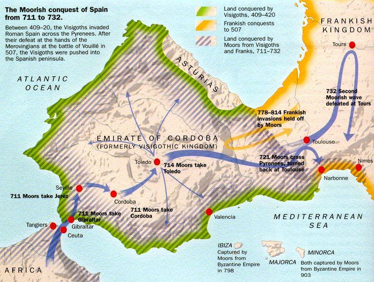 Iberian Peninsula (Jammie, W 4:30) - Cultural Anthropology @ KSU