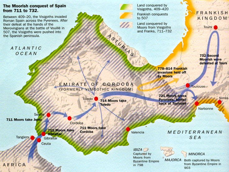 Map Of Spain 8th Century.Its My Island Page 2 Paradox Interactive Forums