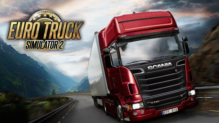 Euro Truck 2 Game Play #2 Mapa Turkish