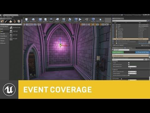 Fortnite's Real-Time Lighting Techniques and Tools | GDC