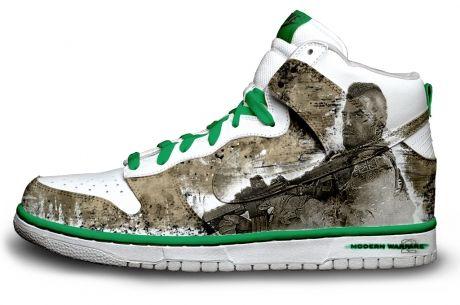 sneakers Nike modern-warfare2