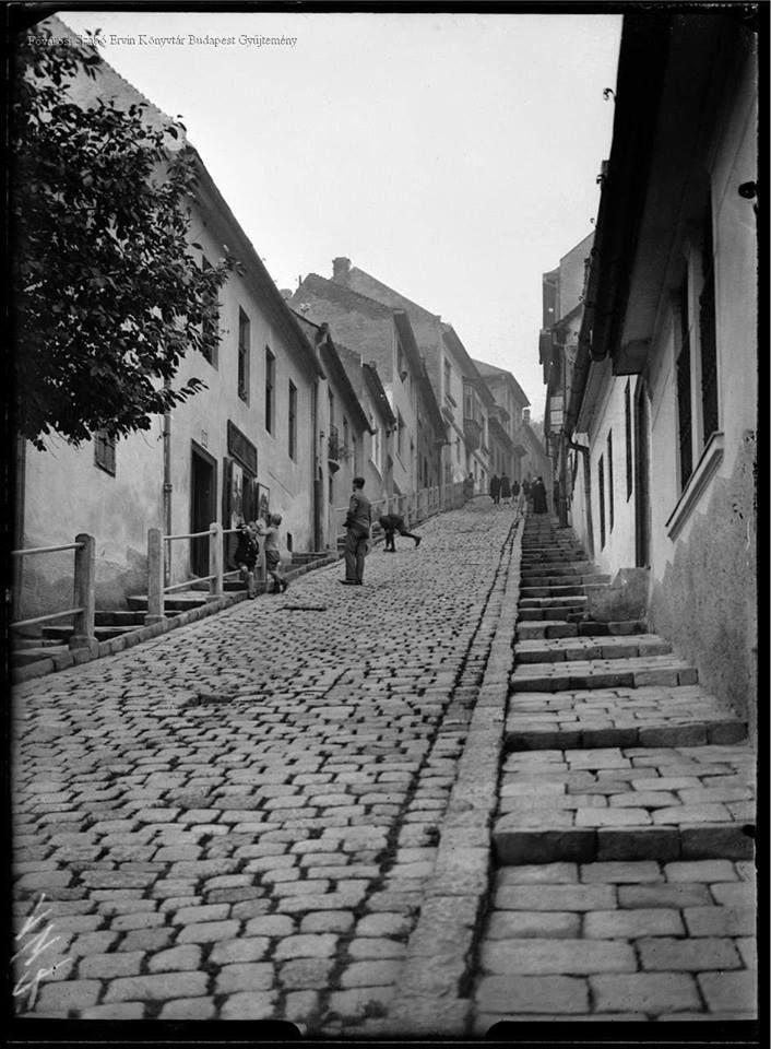 II. kerület, Gül Baba utca, 1930
