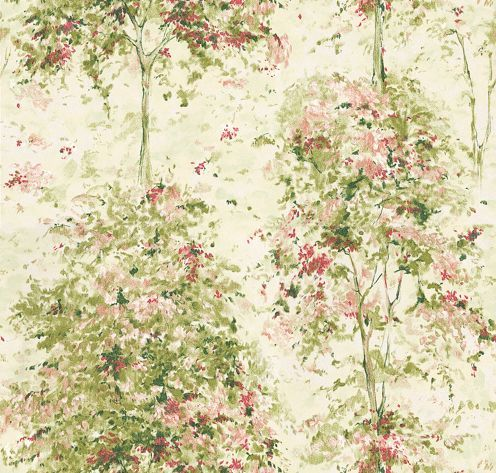 Lochwood wallpaper by Nina Campbell