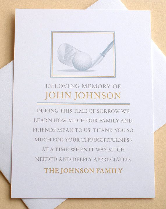 Best 25+ Funeral thank you notes ideas on Pinterest Sympathy - funeral announcement sample