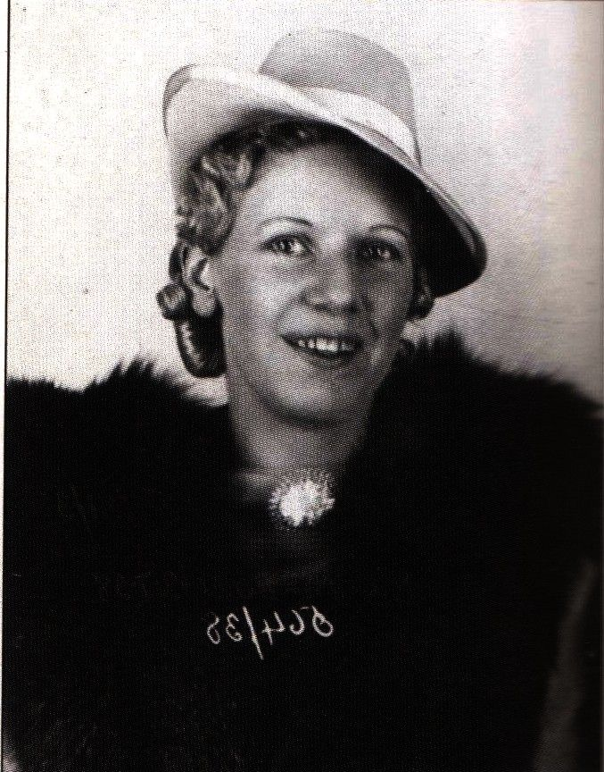 Nellie Cameron from the Razor gang era.