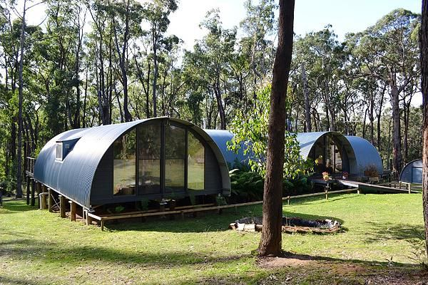 17 best images about quonset houses on pinterest natural for Modern quonset homes