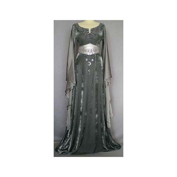 Sari Wedding Dresses via Polyvore featuring dresses and wedding dresses