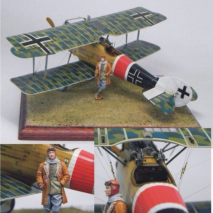 Roland D.VIa (Wingnut Wings 1/32) By: Takasan From: Plastimodelismo - Scale Modeling  #scalemodel #plastimodelismo #miniatura #miniature #miniatur #hobby #diorama #humvee #scalemodelkit #plastickits #usinadoskits #udk #maqueta #maquette #modelismo #modelism
