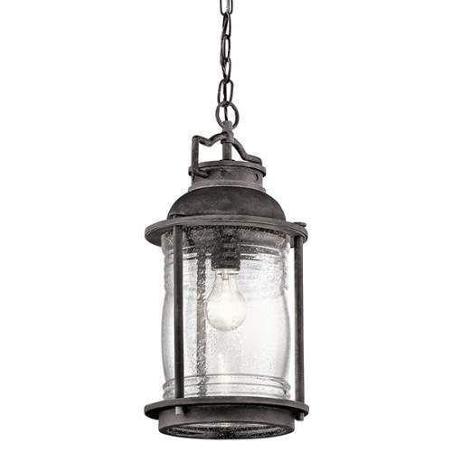 Ashland Pedestal Lantern In Weathered Zinc: 1000+ Ideas About Outdoor Pendant Lighting On Pinterest