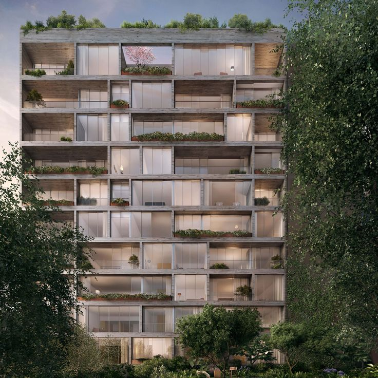 Brazilian architect Isay Weinfeld has unveiled designs for his first New York project: a high-end residential building in the Chelsea neighbourhood