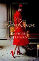 De Parfumeur - Kathleen Tessaro. In 1955 vliegt een gehuwde vrouw uit Londen naar Parijs om uit te zoeken waarom zij erfgename is van een mysterieuze Franse vrouw met connecties in de parfumindustrie. Reserveer: http://wise.webopac.nl/cgi-bin/bx.pl?dcat=1;wzstype=;extsdef=01;event=tdetail;wzsrc=;woord=De%20Parfumeur%20-%20Kathleen%20Tessaro;titcode=356670;rubplus=W%3E;vv=NN;vestfiltgrp=;sid=8245434e-c75d-4630-b3f0-61b31bac92ab;vestnr=9906;prt=internet;taal=nl_NL;sn=12;var=portal