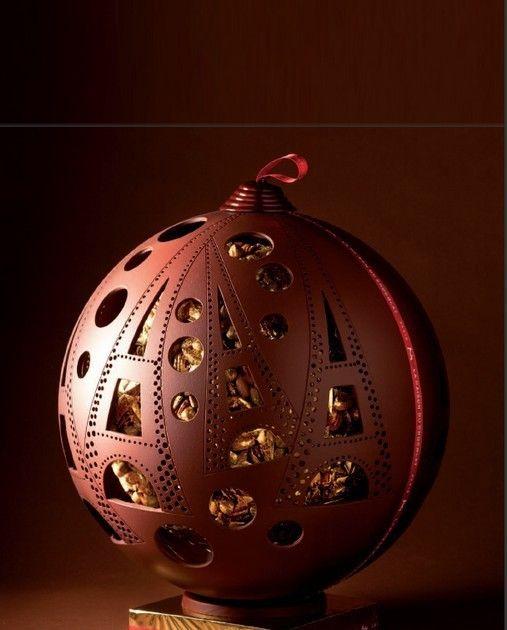 Boule de Noël La Maison du Chocolat