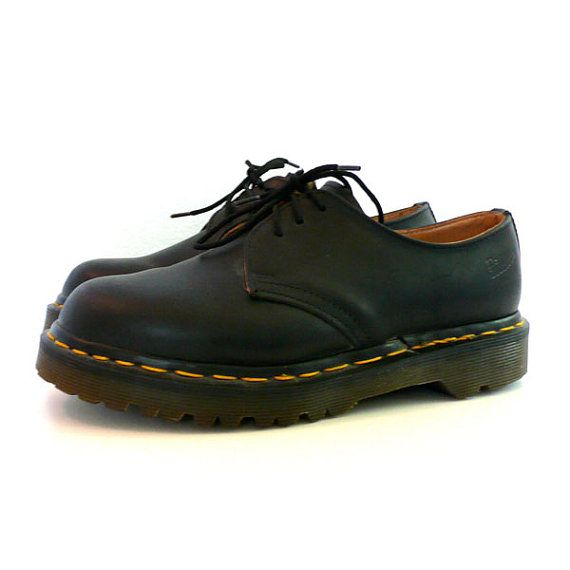 Vintage Original Made in England Dr Martens // UK size 3 1/2