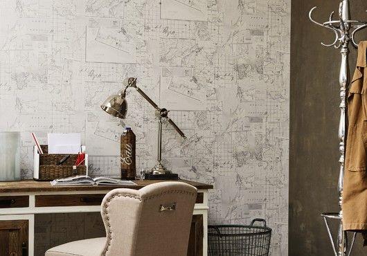 Afbeeldingsresultaat voor riviera maison map wallpaper
