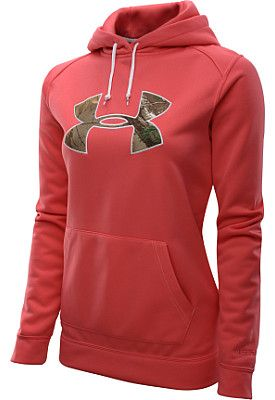 UNDER ARMER Women's Tackle Twill Hoodie-$64.99