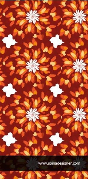 Optical / Organic| print | pattern | colors | surface design