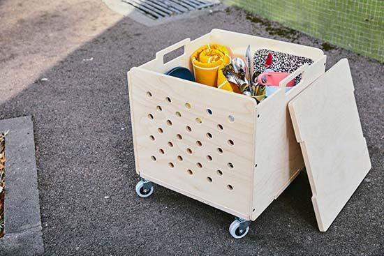 Ikea Maakt Verhuizen En Opruimen Leuk Met Ombyte Collectie