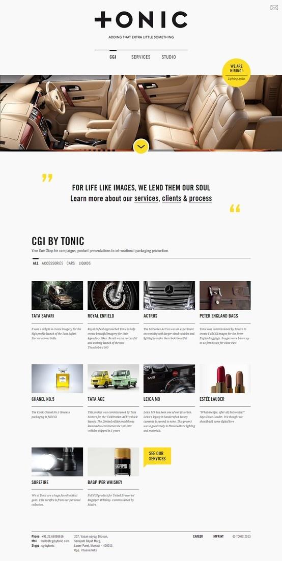 #design #web #site #inspiration