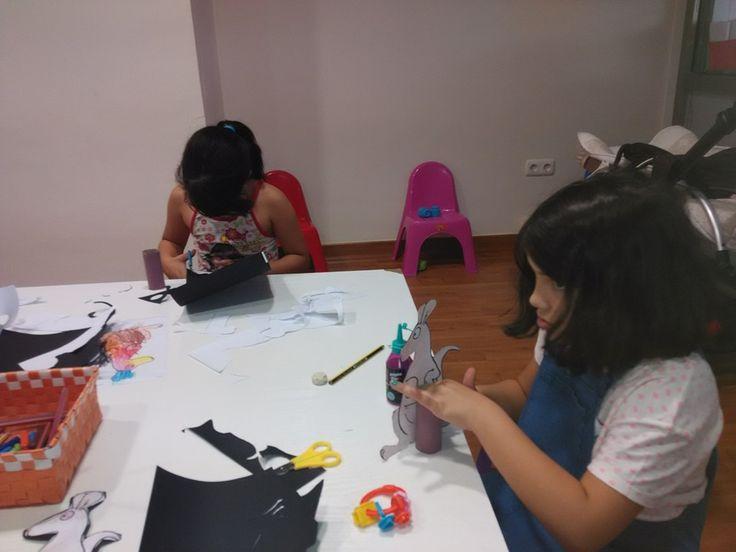 Desarrollando nuestra Inteligencia Artística en los #campamentos de #verano en Ludiland La Serena. #OcioInteligente #Creatividad