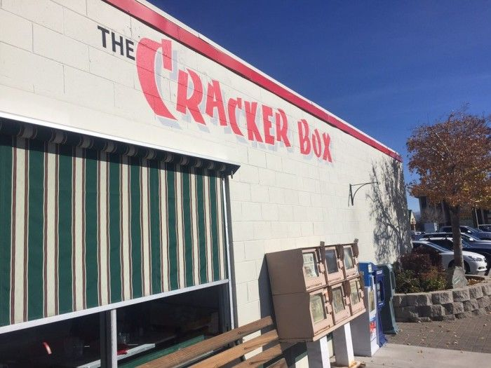 6. The Cracker Box - Carson City, NV