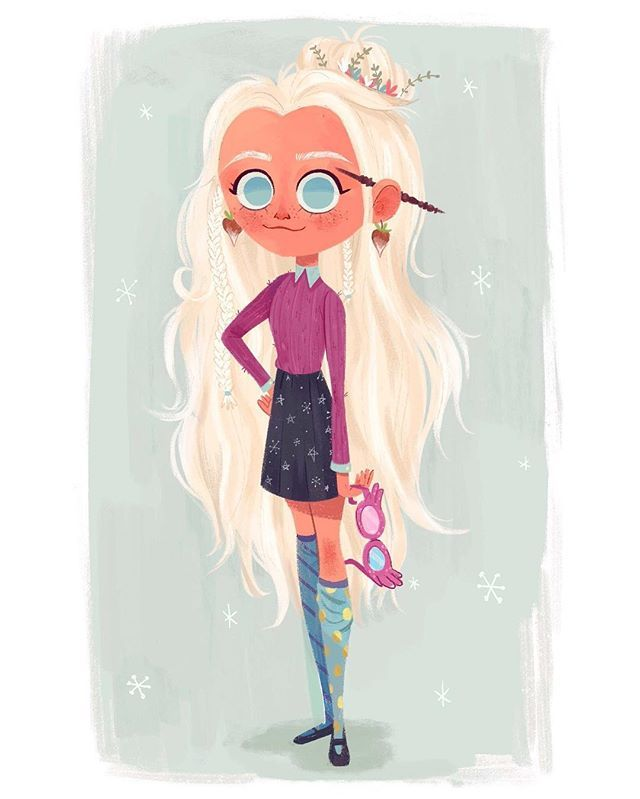 Luna lovegood! She was one of my favourite characters, along with Neville and Lupin :) Who were your favourites?