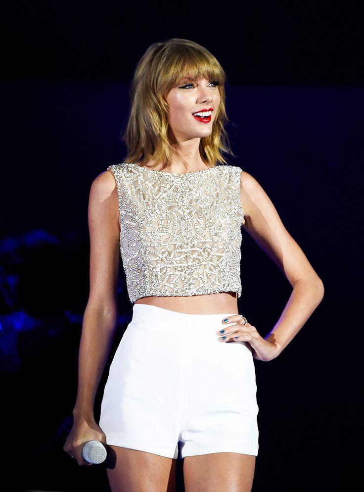 Taylor Swift é a celebridade mais bem paga da lista anual da Forbes