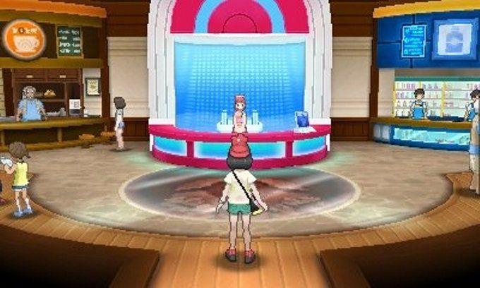 Vazou a imagem do novo Centro Pokémon em Sun & Moon e mais! - http://www.showmetech.com.br/vazou-imagem-do-novo-centro-pokemon-em-sun-moon-e-mais/