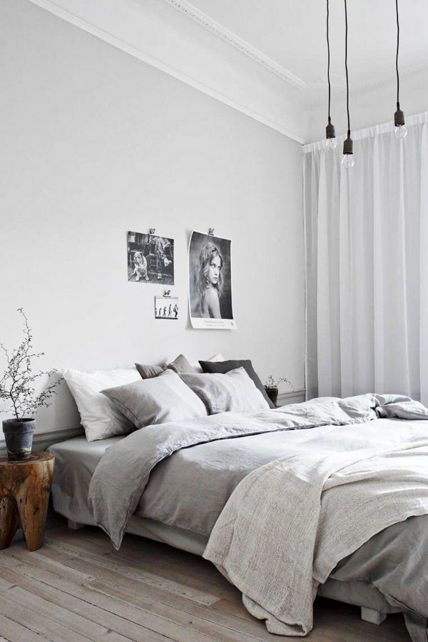 51 New Decor Grey Bedroom Design Ideas For 2020 Page 47 Of 51