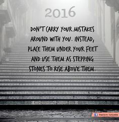 2016 Do not carry mistakes  new years new year happy new year new years quotes new years comments happy new years quotes happy new year 2016 2016 happy new years quotes for friends 2016 quotes quotes for the new year new years sayings quotes for new year