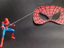 Maschera Spiderman - Uomo Ragno
